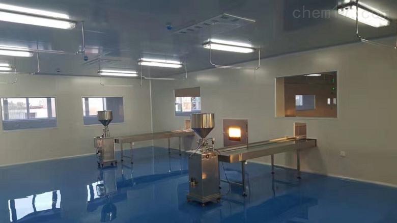 雷州市食品厂千级净化工程测量