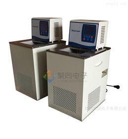 高精度低温恒温槽JTGDH-0506加热制冷反应浴