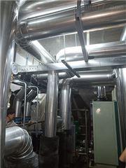 衡水铁皮铝皮保温管道保温施工价格