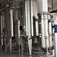 供应二手化工设备二手逆流降膜浓缩蒸发器