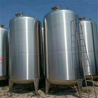 齐全处理二手10立方不锈钢储罐材质304