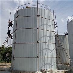 罐体做铁皮保温 承包济南设备工程