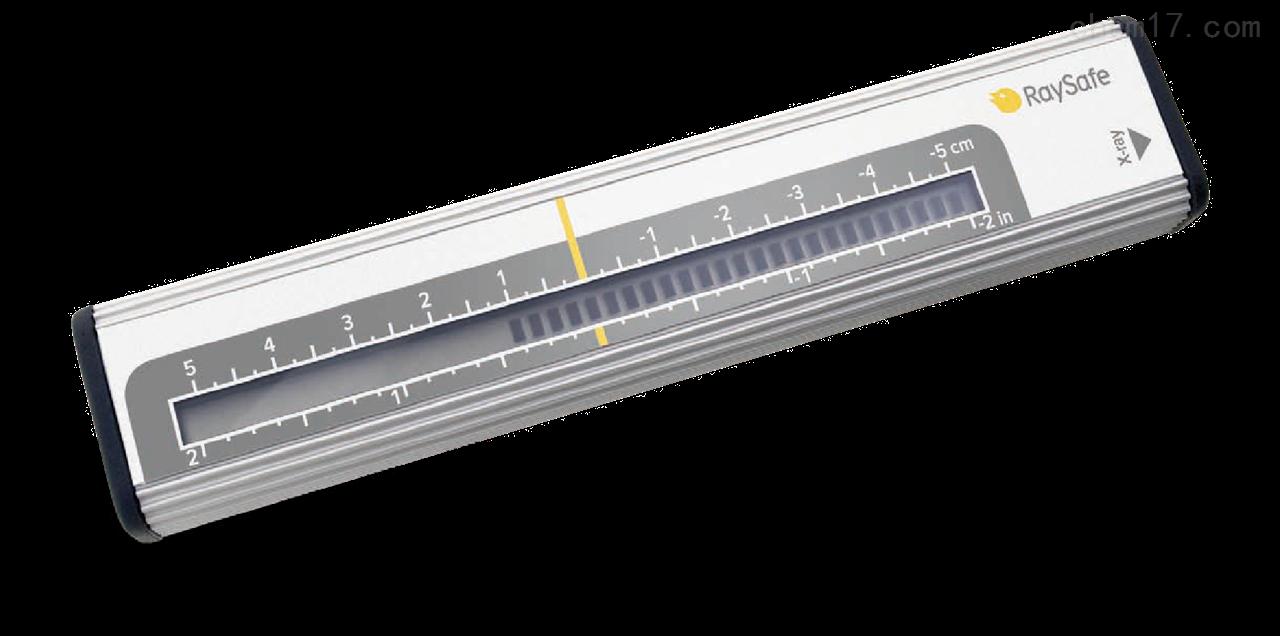 直讀式X射線光射野檢測尺