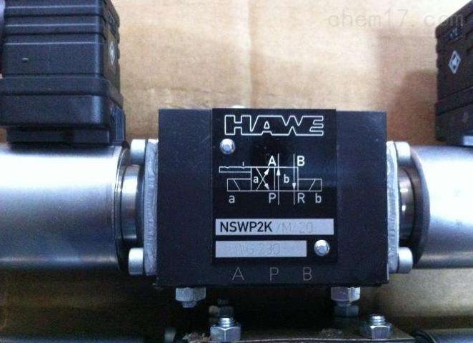 德国哈威HAWE继电器液压电液压力