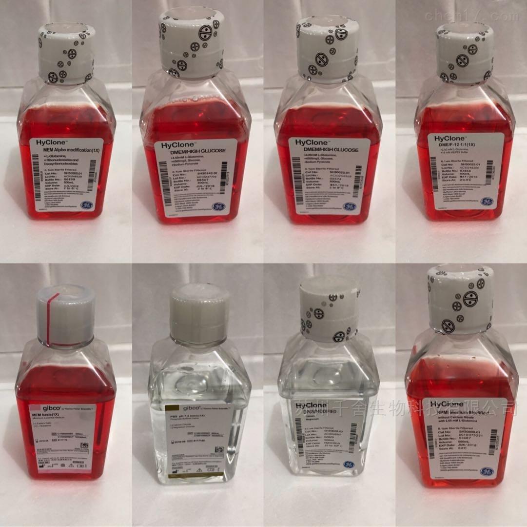 Hyclone DMEM高糖培养基SH30022.01