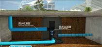定制地埋式雨水收集回用系统