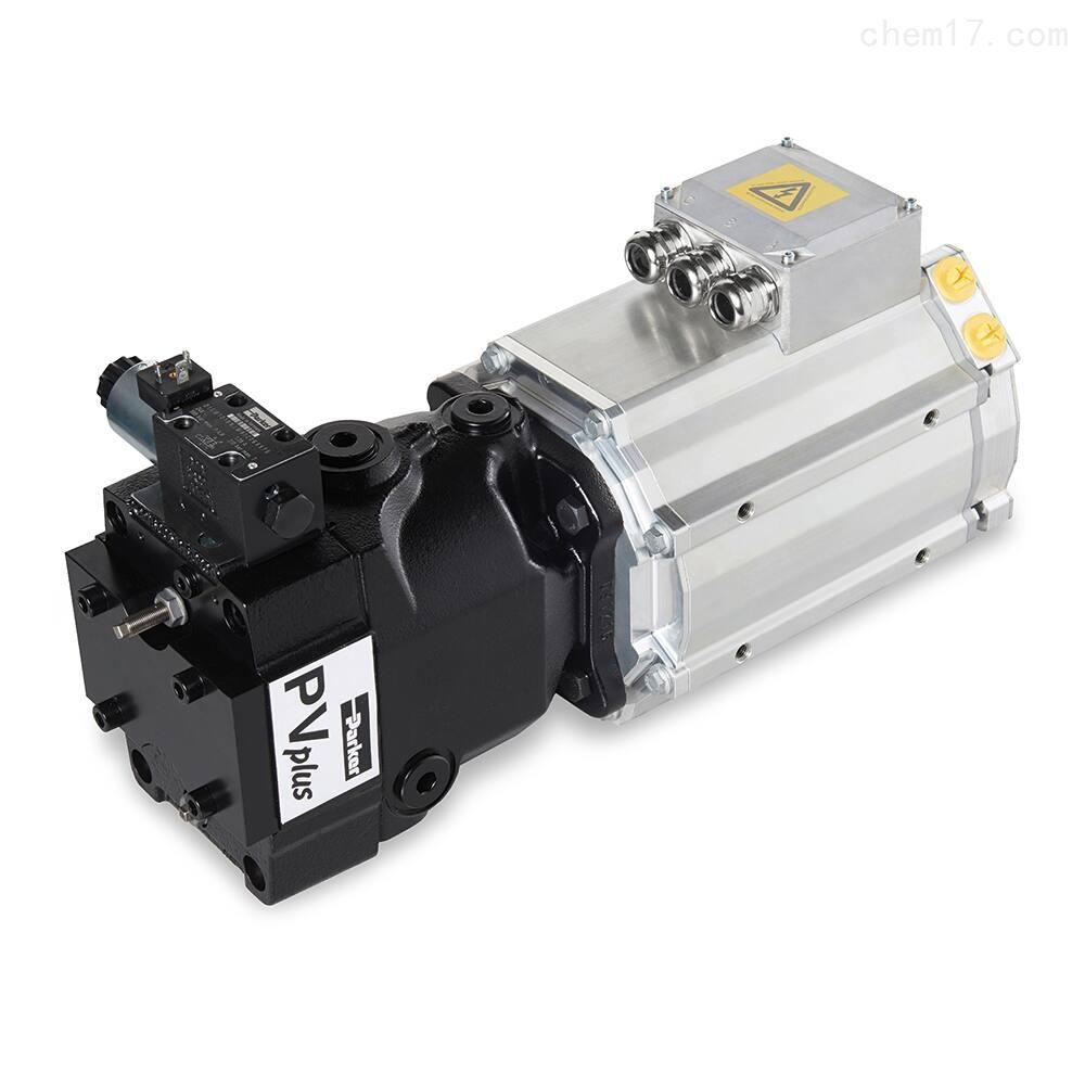 美国PARKER派克驱动控制泵