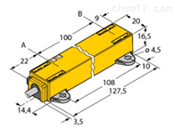 LI100P1-Q17LM1-LIU5X2德国图尔克TURCK传感器位移