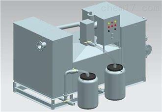 TJGY(T)-25-15-3/2一体化隔油提升设备
