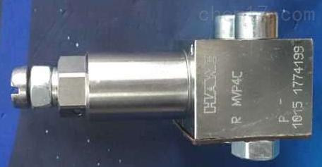 德国哈威HAWE水泵单向阀