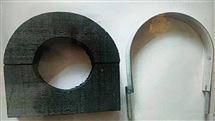 空调木托 管道垫木安装方便
