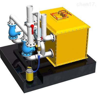 全自动污水提升装置安装