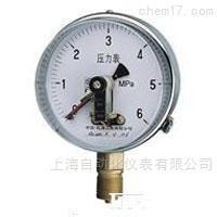 YXC-100 B-F不锈钢防腐电接点压力表