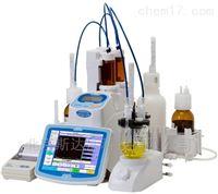 混合法卡尔费休水分测定仪