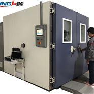 機器人步入式高低溫試驗裝備老化房