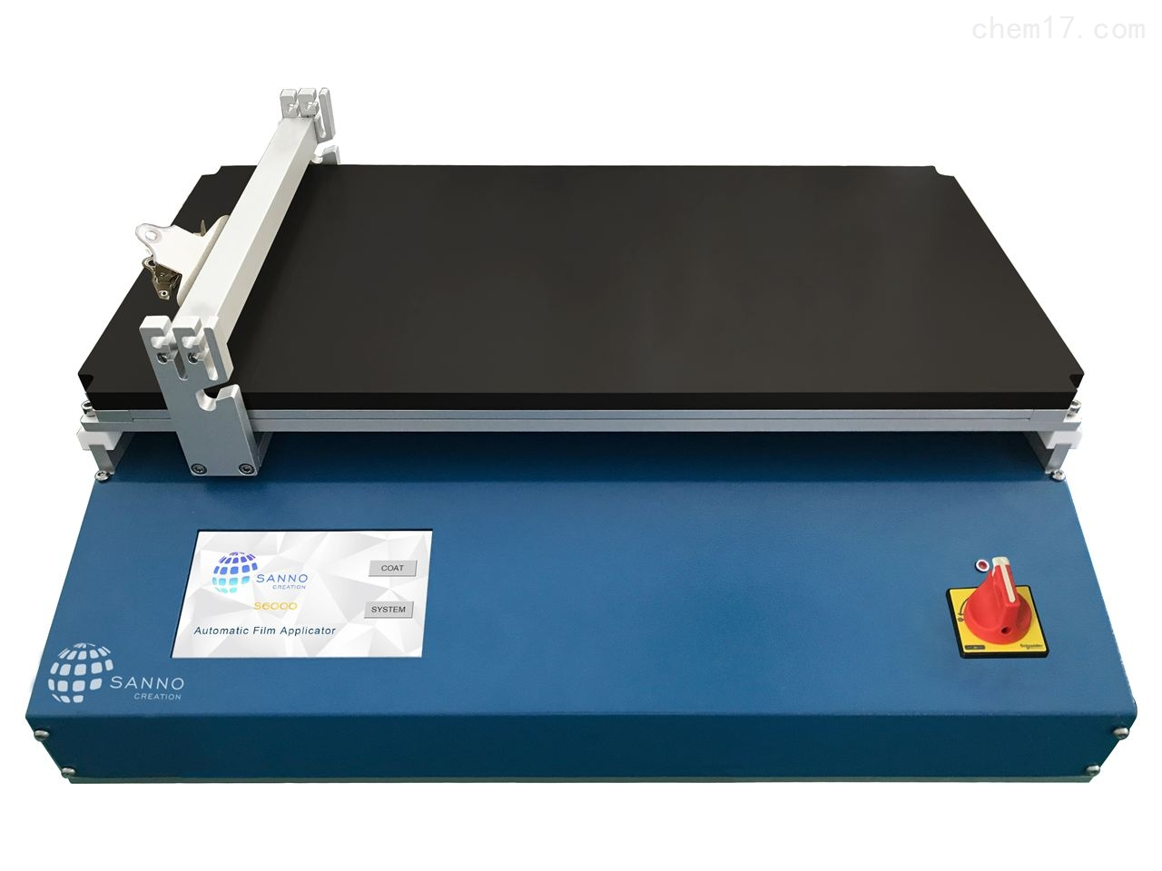 S6000自动涂膜机