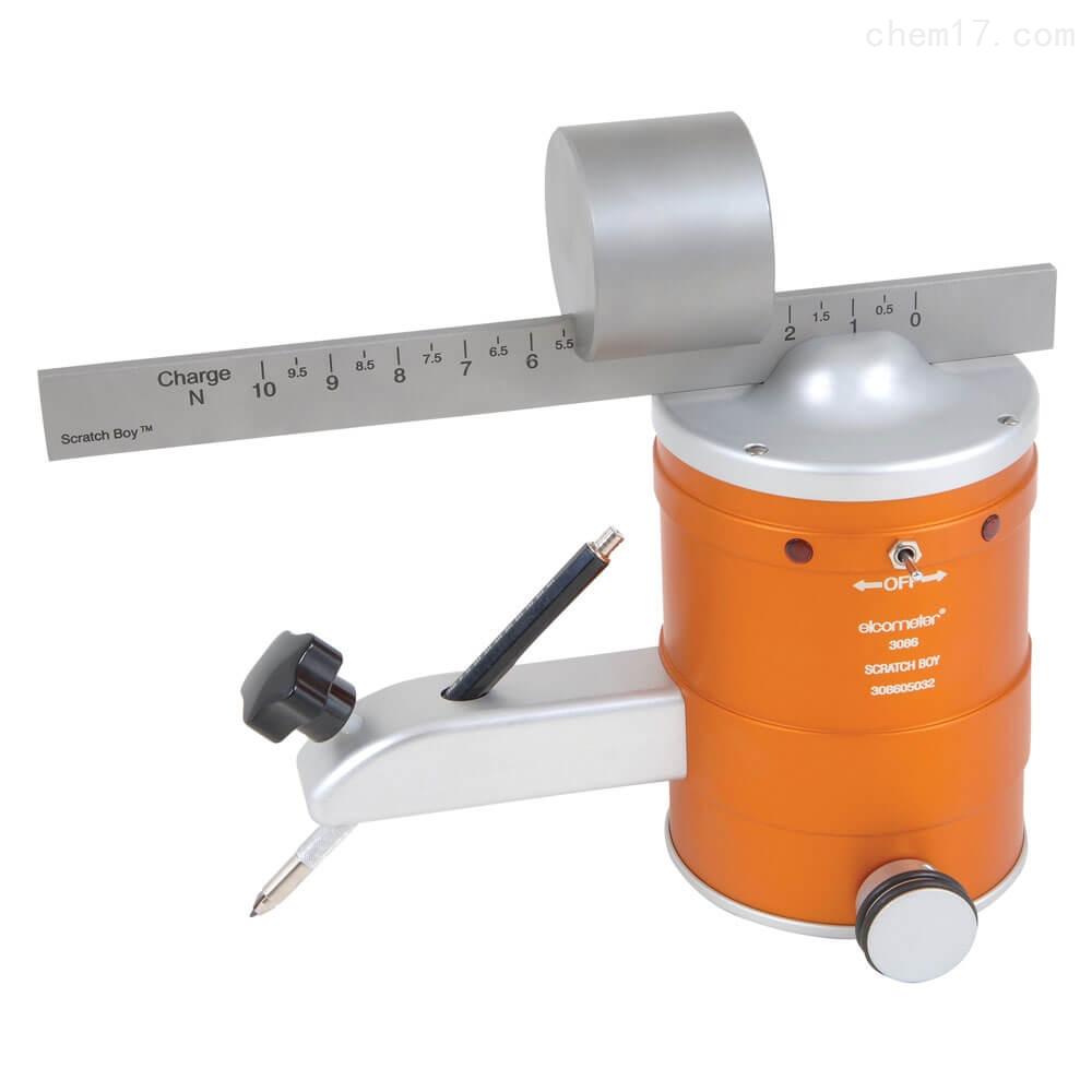 Elcometer 3086电动铅笔硬度计