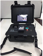手持汽油车尾气分析仪 五组分 油温转速