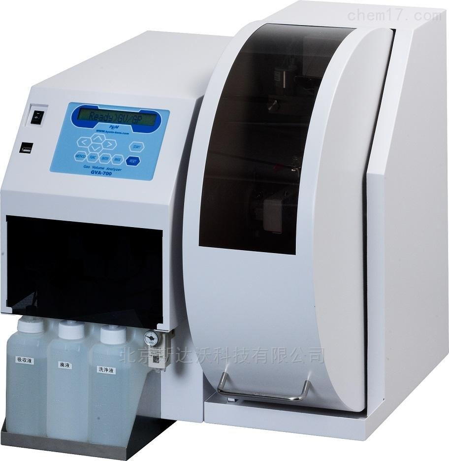 全自动饮料二氧化碳气容量分析仪