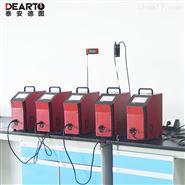 DTG 智能触控屏干体式温度校验炉系列