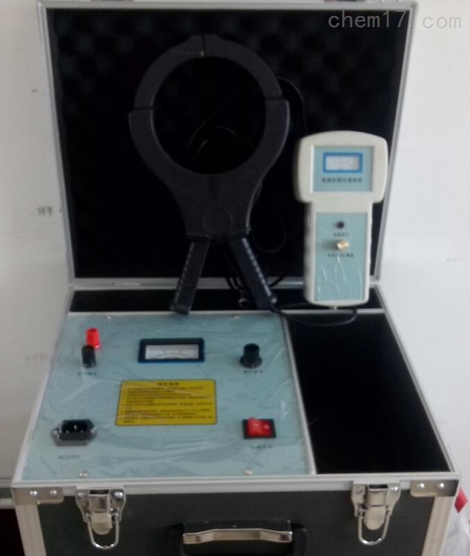 触摸大屏显示电缆故障测试仪
