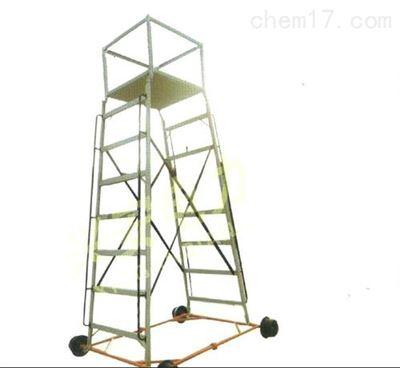 ST供应高强度铝合金梯车上海徐吉电气