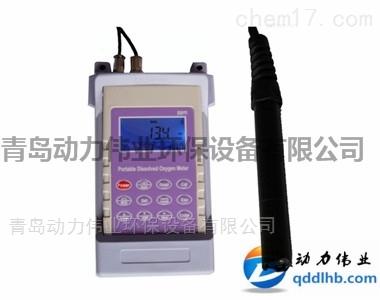 自来水溶解氧的测定仪器