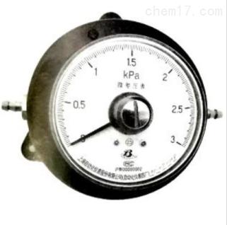 CY-101T微差压表