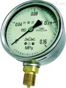 Y-150F半钢耐震压力表