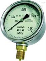 Y-103A半钢耐震压力表