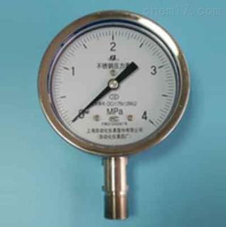 Y-60A半钢耐震压力表