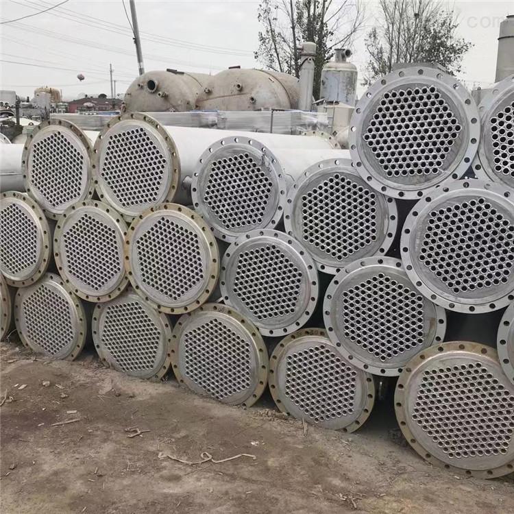 长年供应二手不锈钢列管冷凝器