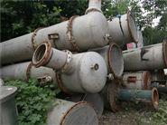 哪里有卖二手300不锈钢蒸馏塔的公司