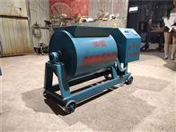 60升混凝土單臥軸攪拌機