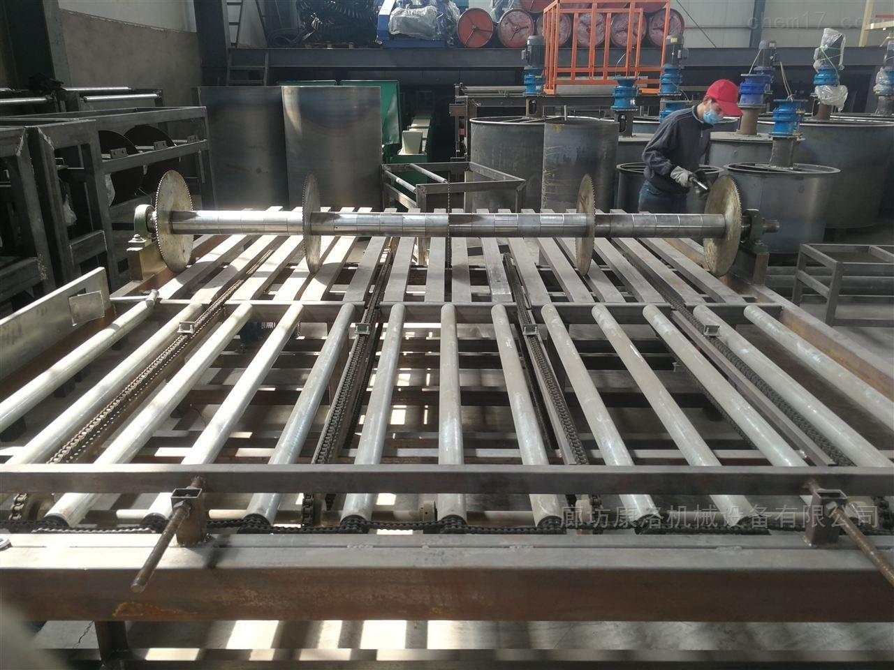 大型保温板设备-FS保温一体板生产线
