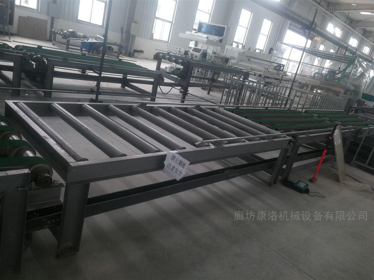 FS免拆外模一体板设备一机多用生产线