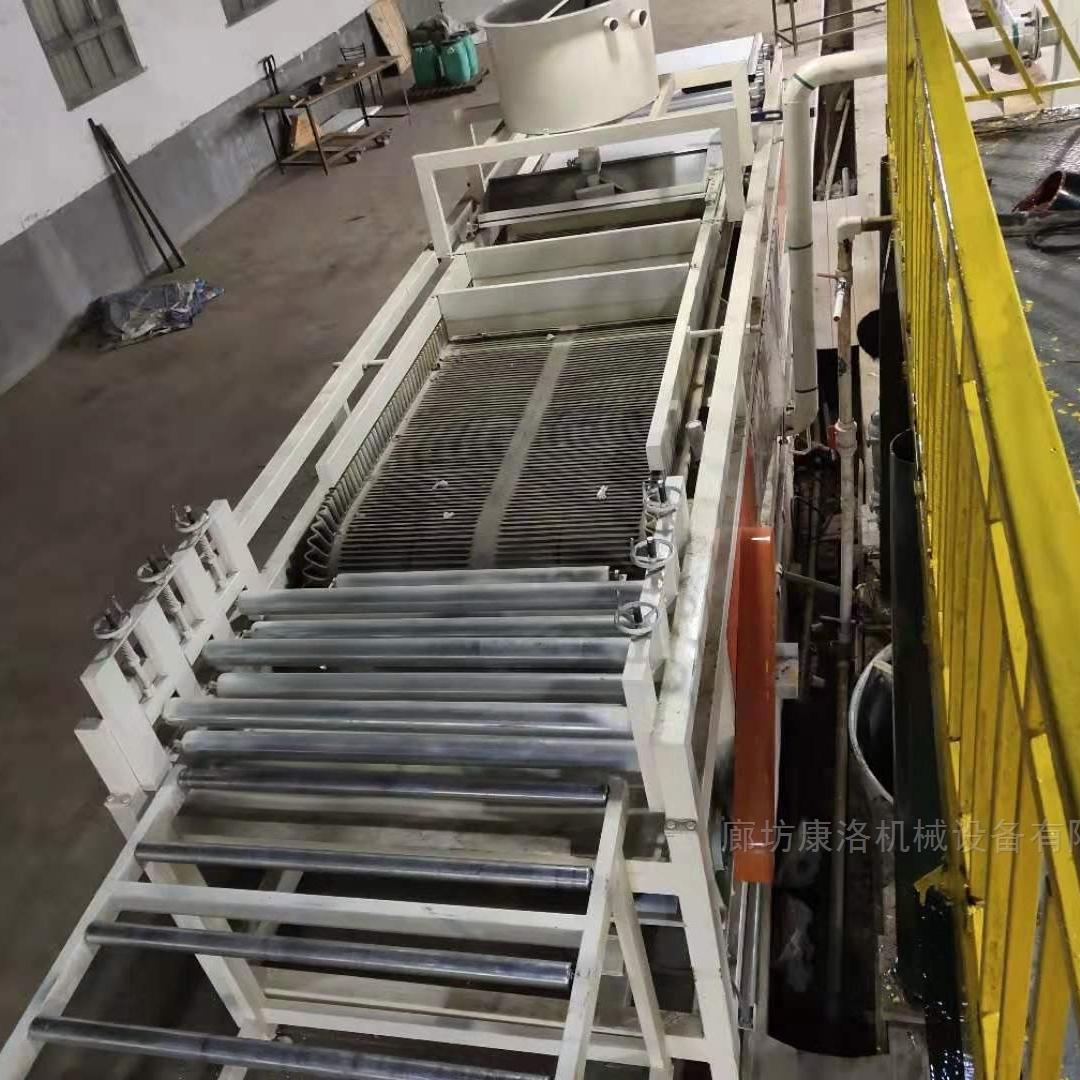 硅质板无机渗透板设备生产线