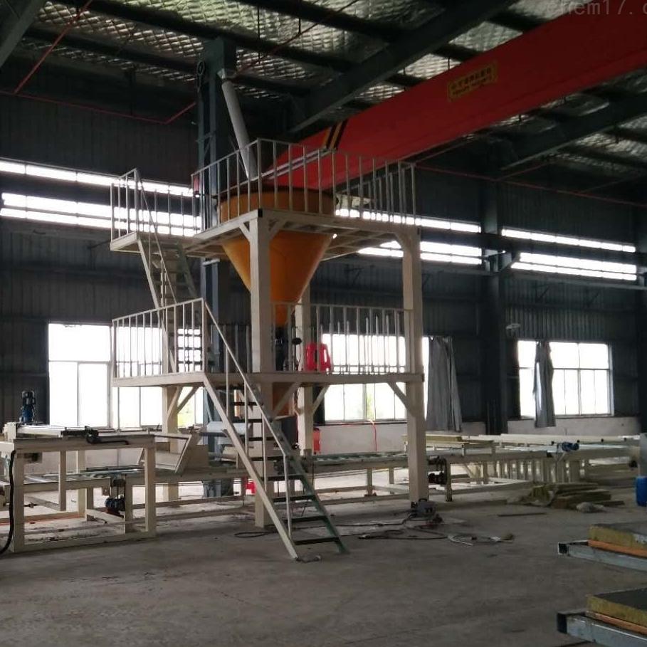 设备保温岩棉复合板设备生产工序