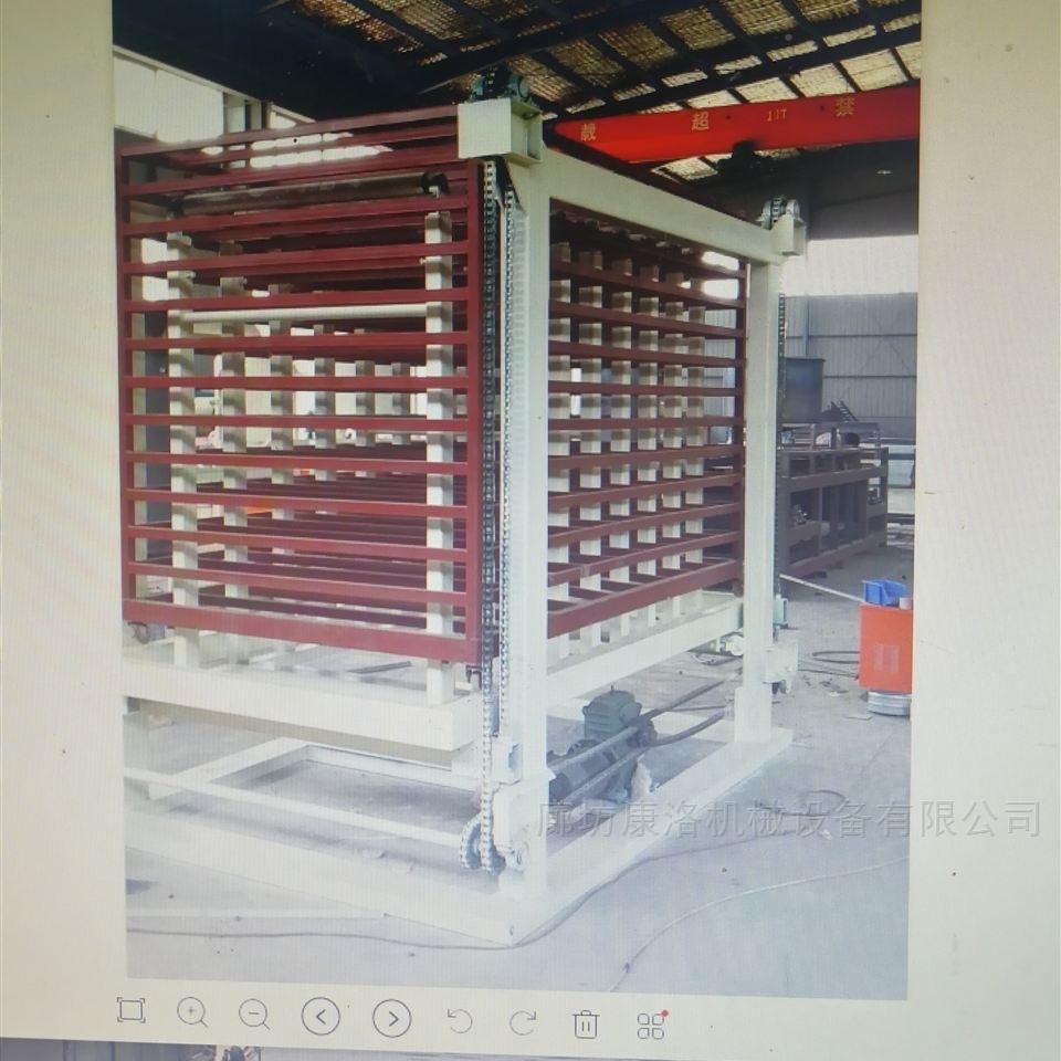 复合免拆保温板设备的生产线介绍