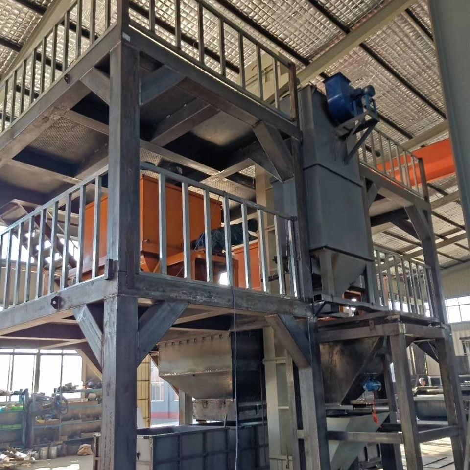 流淌型渗透匀质板设备的生产工艺及技术