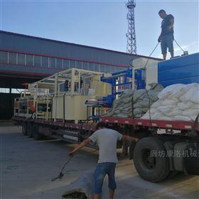 KL-58隔热防水保温硅质板生产线设备