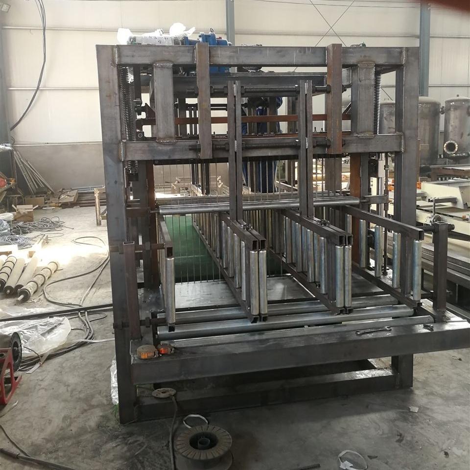 匀质板设备匀质保温板生产设备厂家