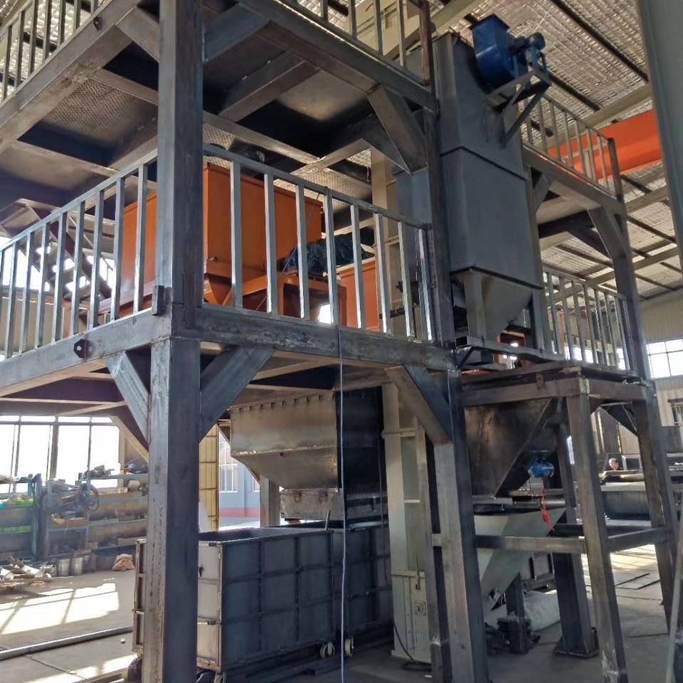 匀质板设备BS防火保温板生产线市场