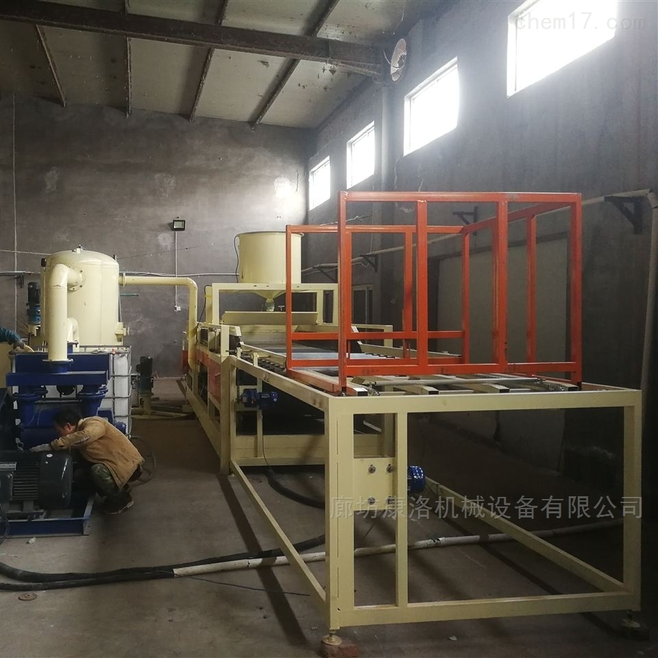 改性防水硅质板设备