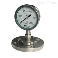 YE-150BF 膜盒压力表