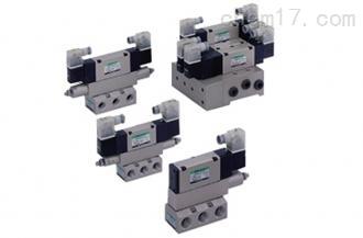 日本喜开理CKD复合功能型5通电磁阀