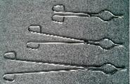 304不锈钢坩埚钳 坩埚夹
