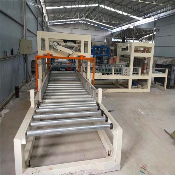 自动转角水泥发泡切割机 匀质板切割生产线