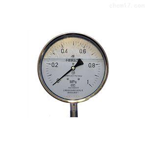 Y-153B-F/Y-153BF 不锈钢压力表
