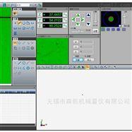 万濠全自动影像仪测量软件QMS3D